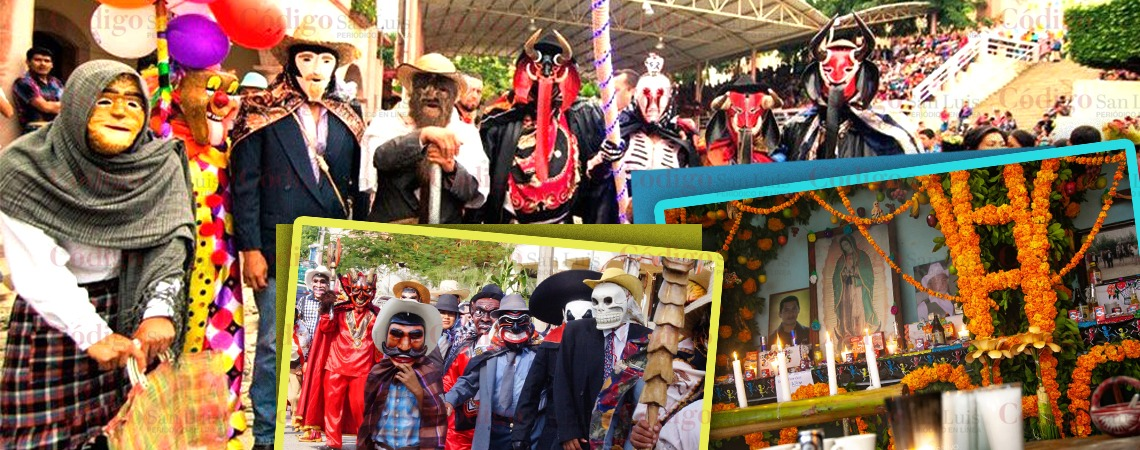 Xantolo - Dia de Muertos - patrimonio cultural intangible de la humanidad